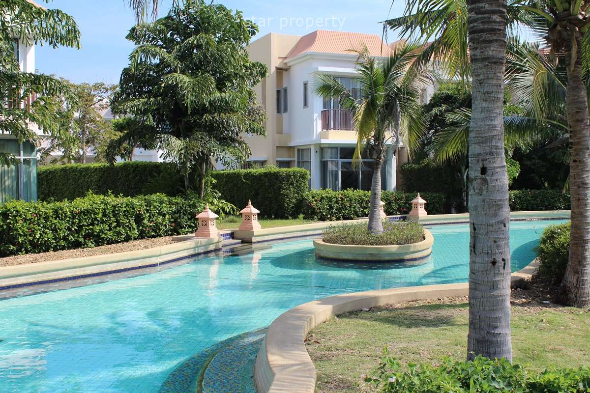 2 Bedroom Townhouse for Sale at Boathouse Hua Hin at Boathouse