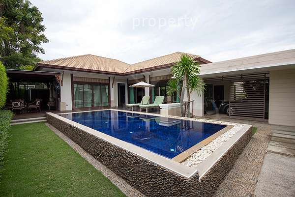 3 Bedroom Villa at Busaba Pool Villas Hua Hin Soi 114