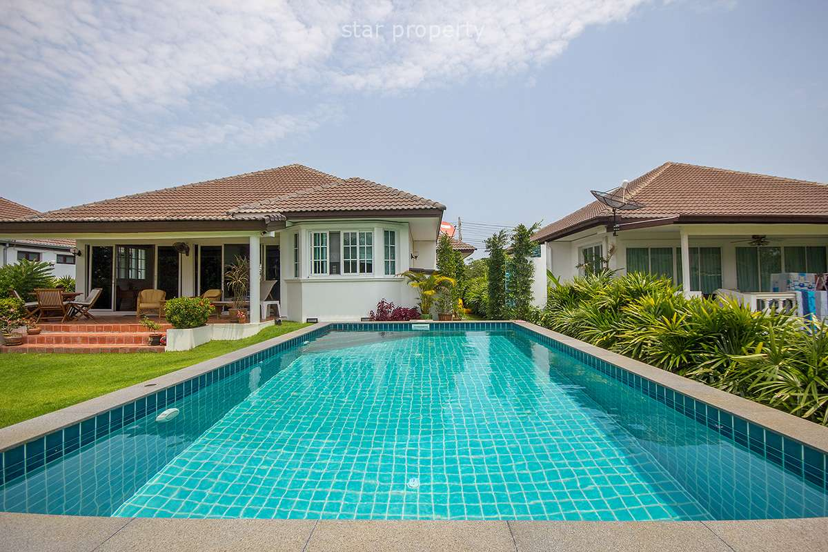Pool Villa for Rent at Laguna Hua Hin 102 at Laguna Hua Hin Soi 102