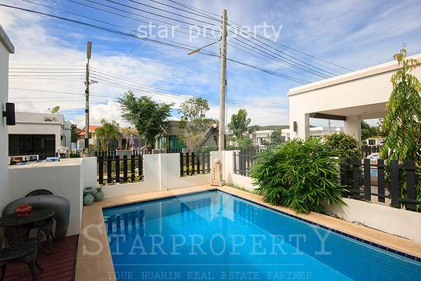 Modern Pool Villa  Soi 6 for Rent at Salapa