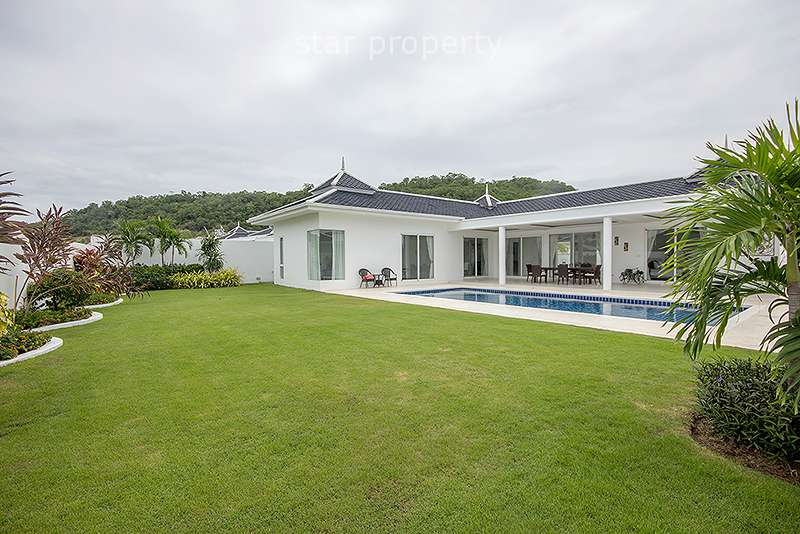 3 Bedroom House at Falcon Hill in Hua Hin Soi 102 at Hua Hin District, Prachuap Khiri Khan, Thailand