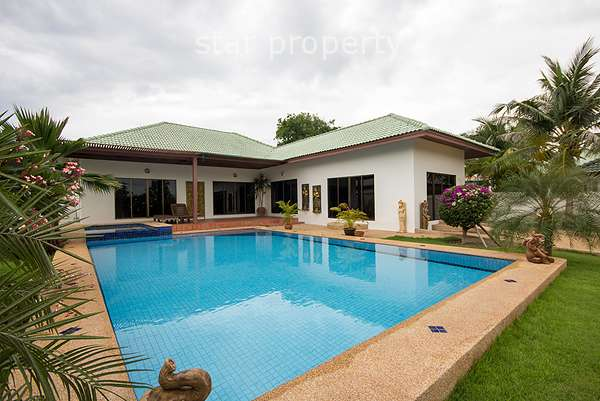 3 Bedroom Pool Villa at Huana Village Soi 114