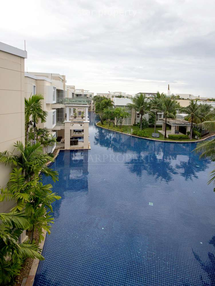 2 Bedroom Apartment at Blue Lagoon Cha Am Hua Hin