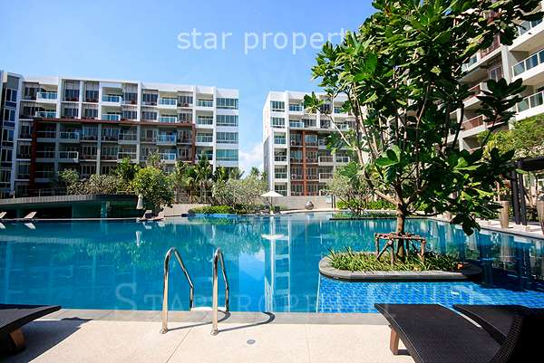 1 Bedroom Apartment at Seacraze Khao Takiab Hua Hin