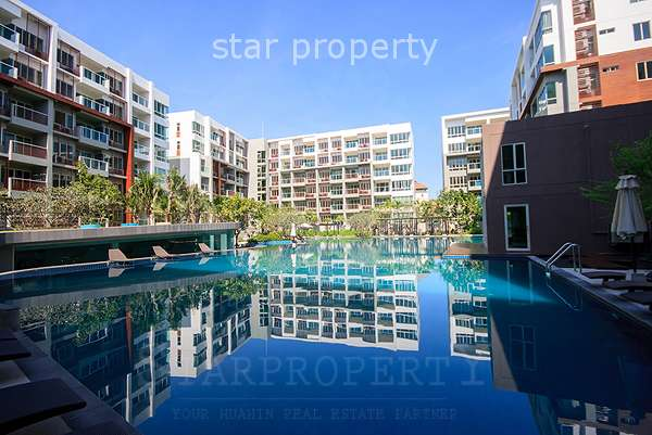 2 Bedroom Apartment at Seacraze Khao Takiab Hua Hin at Seacraze
