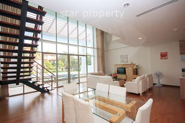 3 Bedroom Apartment at Boathouse Hua Hin