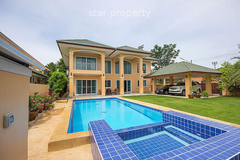 House in Hua Hin for Rent at Mountain Hills