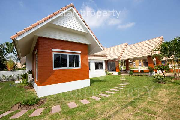 3 Bedroom Villa at Dusita Hua Hin Soi 112 at Hua Hin District, Prachuap Khiri Khan, Thailand