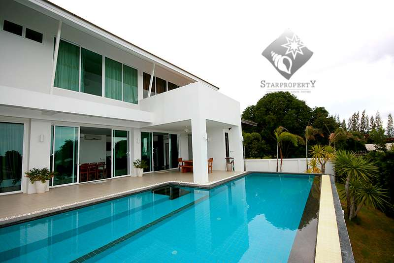 6 Bedroom Modern Pool Villa for Sale near Hunsa Hua Hin