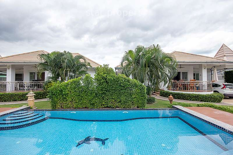Beautiful Pool Villa for Rent at Mountain Hills