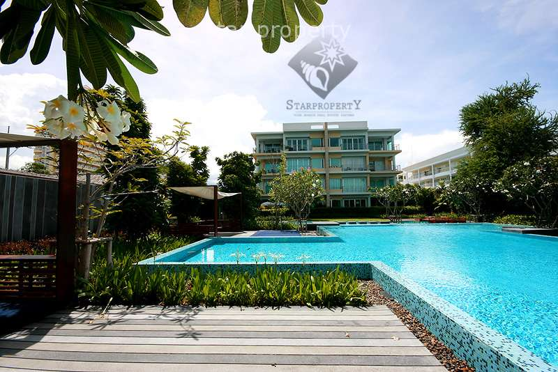 2 Bedroom Condominium for Sale at Bann San Ploen Hua Hin