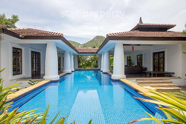 Balinese Styled Pool Villa in Hua Hin Soi 116 at Hua Hin District, Prachuap Khiri Khan, Thailand