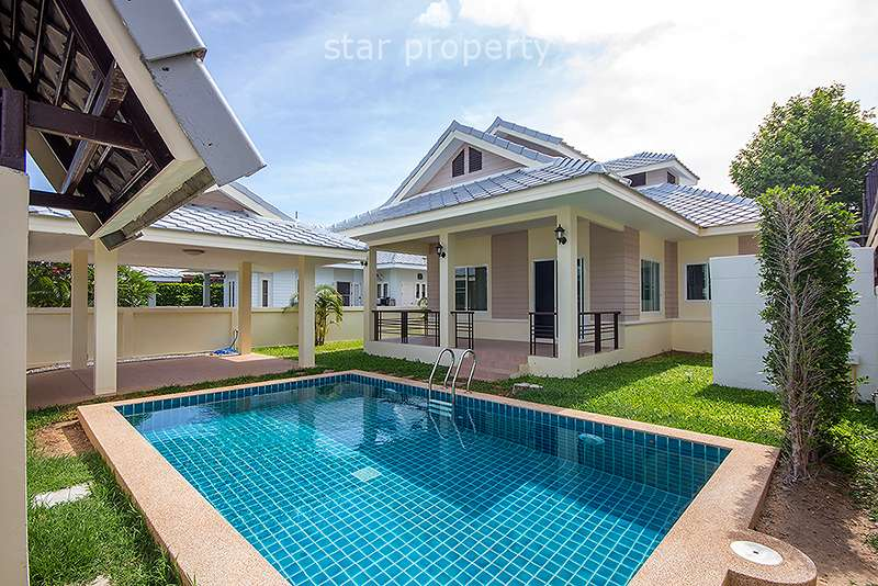 Beautiful Pool Villa for Rent at Plumeria Pool Villa