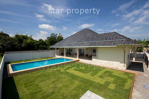 Stunning Pool Villa for Sale at Oasis Hua Hin at Hua Hin