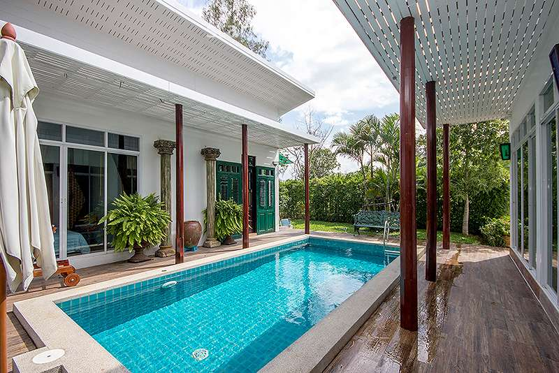 2 Bedroom Villa with Pool in Hua Hin Soi 102 at Hua Hin District, Prachuap Khiri Khan, Thailand