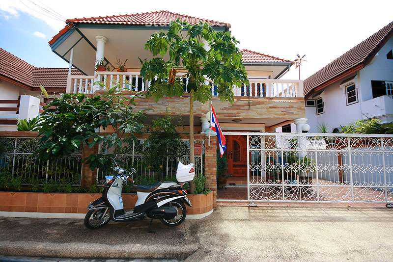 Two Storey House near Beach for Sale in Cha Am at Cha-Am, Phetchaburi, Thailand