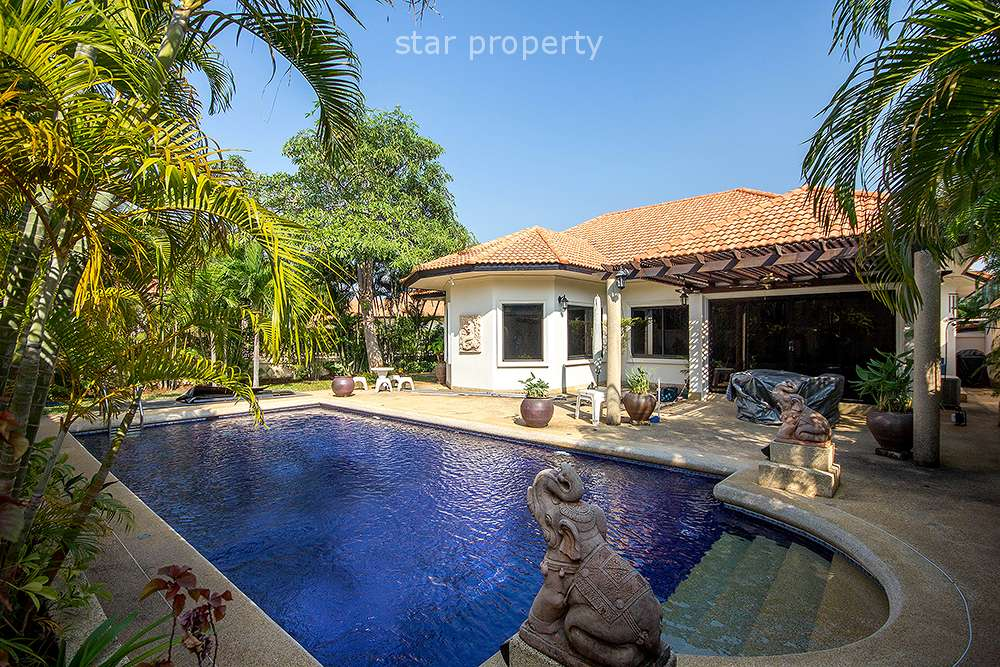3 Bedroom Pool Villa at Orchid Villa in Hua Hin Soi 114 at Orchid Villa Soi Hua Hin 114