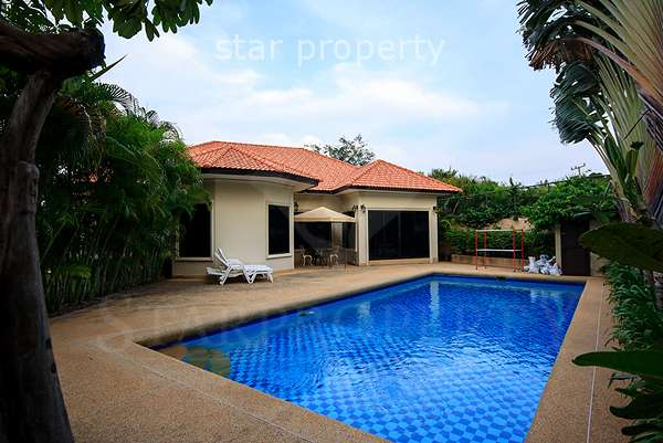 3 Bedroom Pool Villa at Hua Hin Soi 112