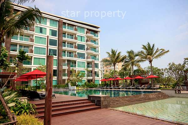2 Bedroom Apartment at Amari Hua Hin