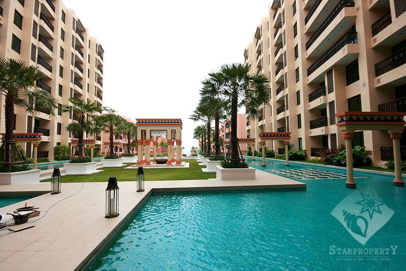3 Bedroom Penthouse for Sale at Marrakesh Hua Hin at Marrakesh, Hua Hin