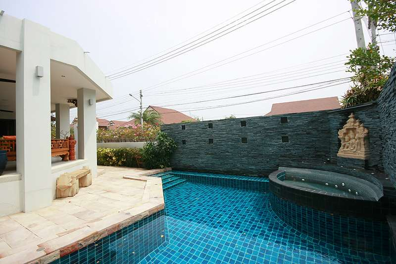 3 Bedroom Pool Villa at Smart House Village in Hua Hin Soi 70 at Hua Hin District