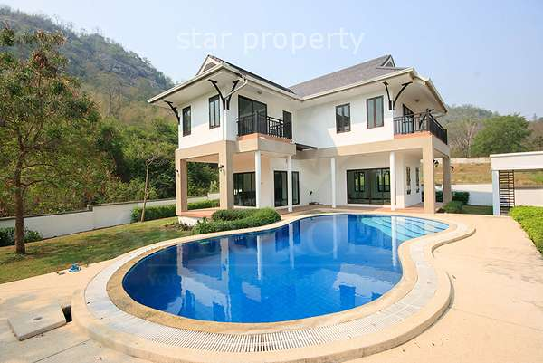 3 Bedroom 2-Storey House at The Heights 1 Hua Hin
