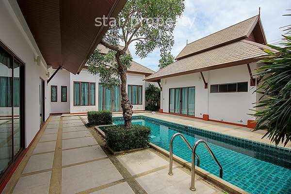 La Vallee Hua Hin  Villa for rent