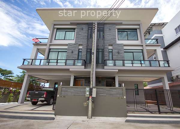 3 Bedroom Town House for Sale in Hua Hin Soi 19