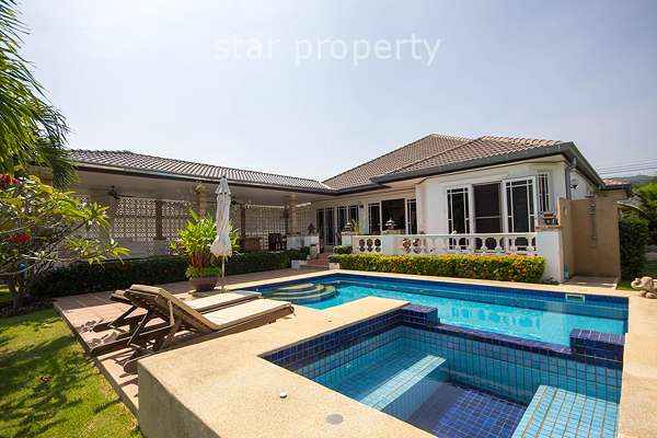 Stunning 3 Bed Pool Villa at Laguna Soi 102 at Laguna Hua Hin