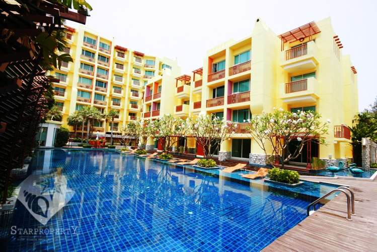 1 Bedroom Condominium for Sale at Mykonos Hua Hin at Mykonos, Hua Hin