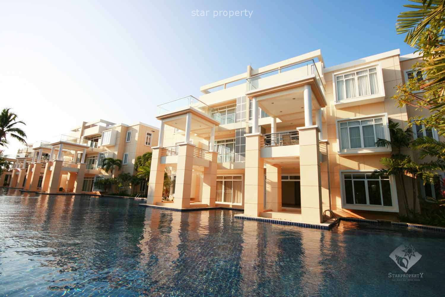 2 Bedroom Apartment at Blue Lagoon Cha Am Hua Hin at Blue Lagoon, Cha Am Hua Hin
