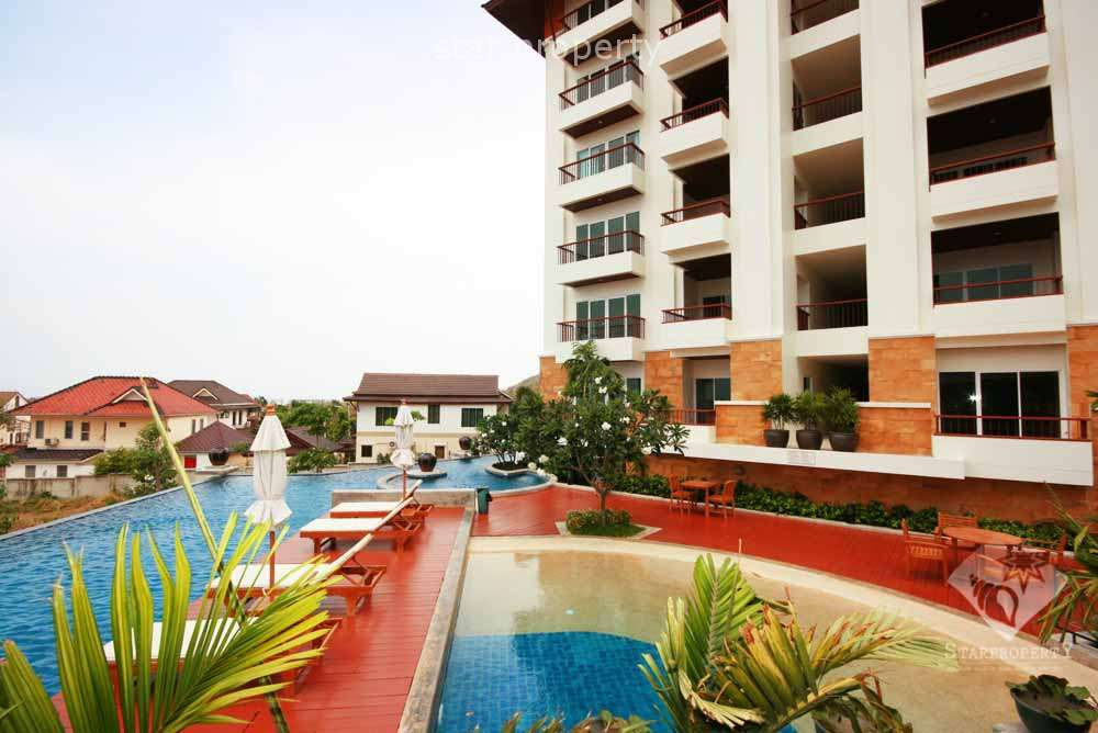 2 Bedroom Condominium at Blue Mountain Hua Hin at Hua Hin District, Prachuap Khiri Khan, Thailand