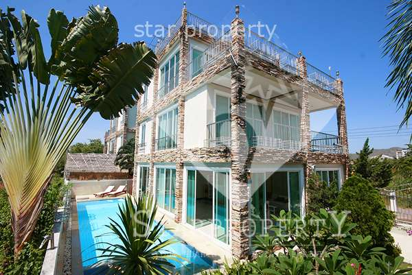3 Bedroom Pool Villa Near Beach for Sale