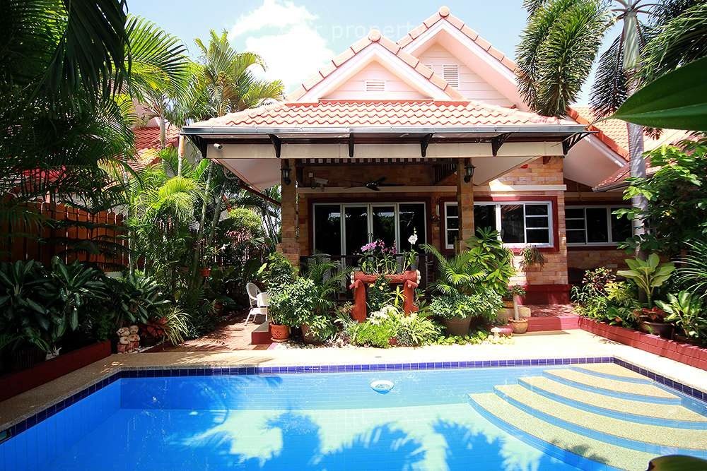 Beautiful 3 Bedroom Pool Villa For Sale Hua Hin Soi 58 at Hua Hin District, Prachuap Khiri Khan, Thailand