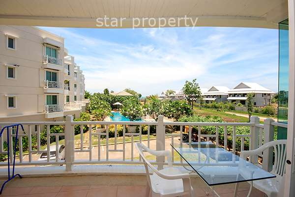 1 Bedroom Apartment at Baan Poolom Beachfront Condominium at Hua Hin District