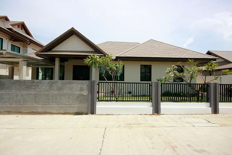 3 Bedroom Pool Villa at Hua Hin Hill Village in Soi 102 at Hua Hin District, Prachuap Khiri Khan, Thailand