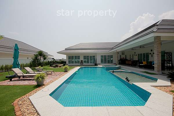 Palm Pool Villas, Cha Am