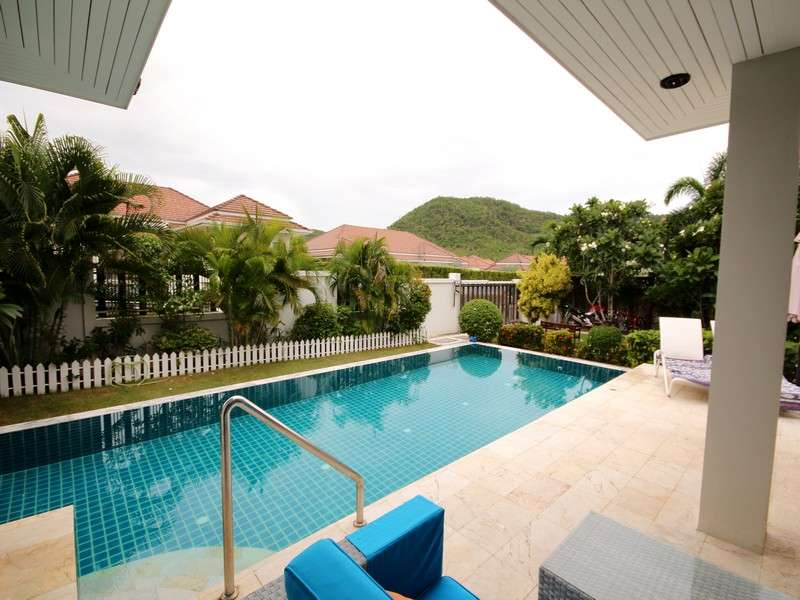 Stunning 5 Bedroom Pool Villa at Red Mountain Hua Hin Soi 88 at Red Mountain