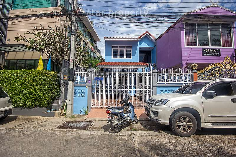3 Bedroom House in Hua Hin Town Soi 47 at Hua Hin District, Prachuap Khiri Khan, Thailand
