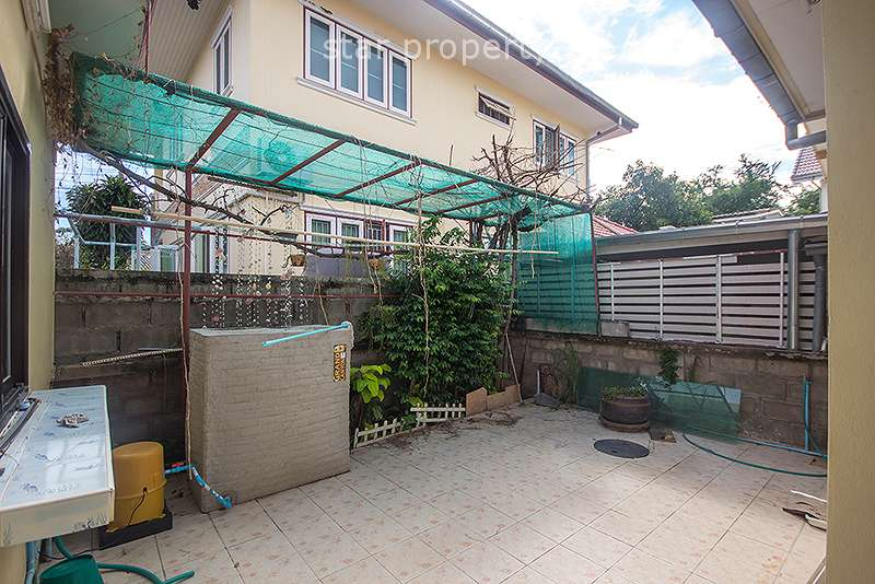 House in Town for Rent at Soi 47 at Hua Hin District, Prachuap Khiri Khan, Thailand