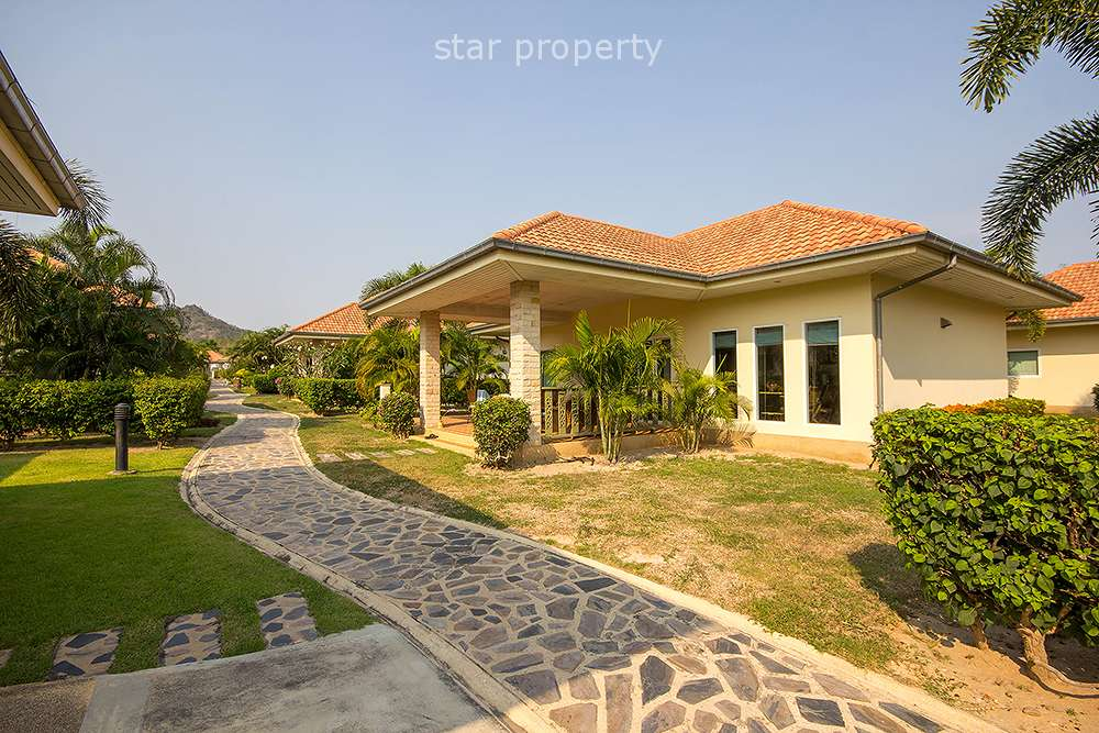 Beautiful House in Pineapple Village for Sale – B20 at Hua Hin District, Prachuap Khiri Khan, Thailand