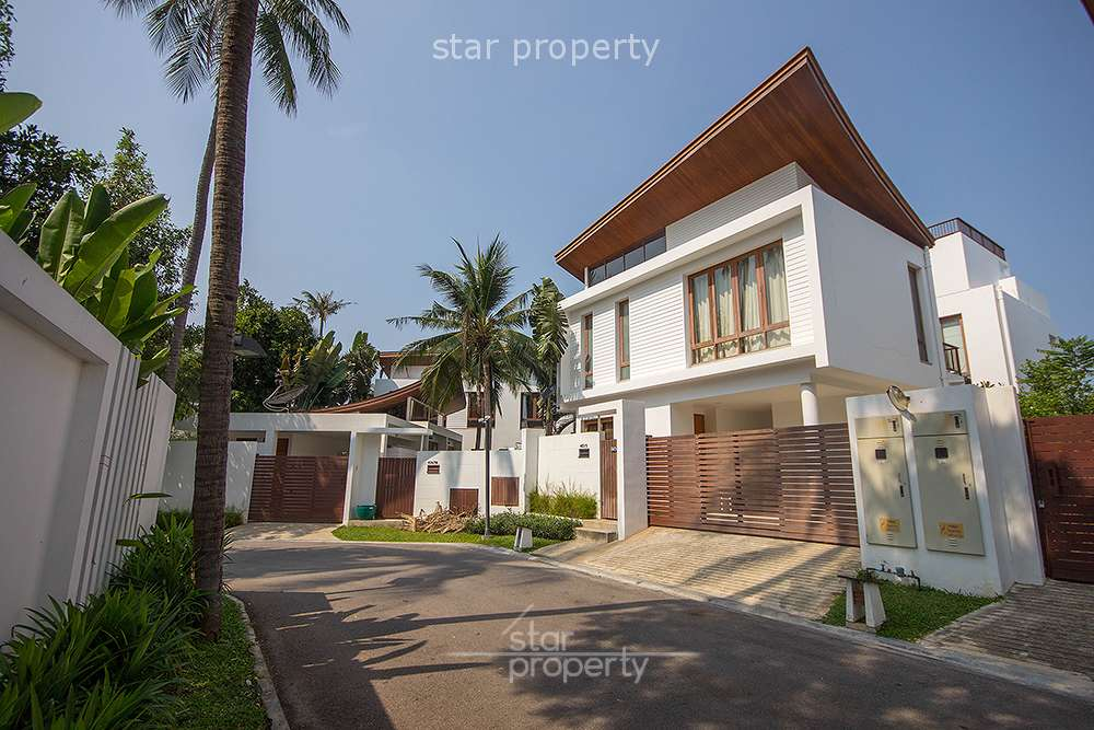 Beautiful Pool Villa for Rent at Pran-A-Lux
