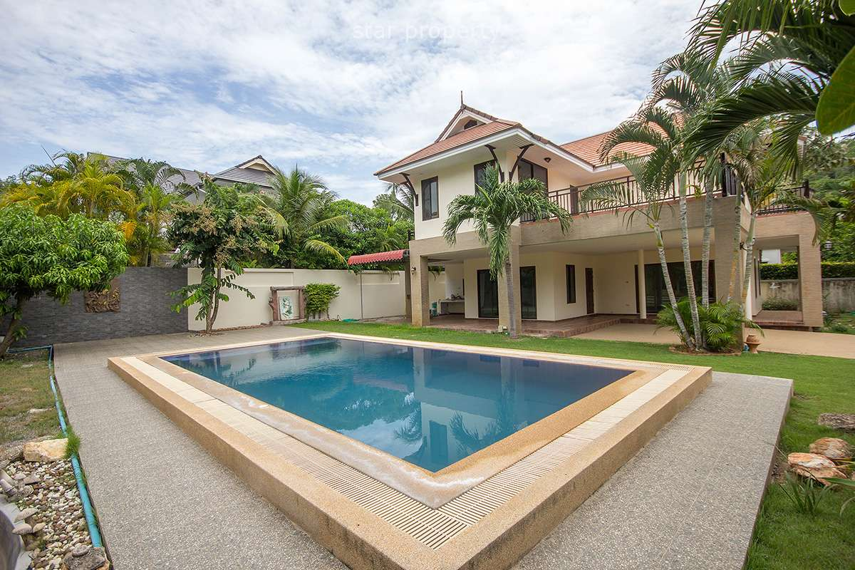 Pool Villa at The Height 1 Hua Hin Soi 70