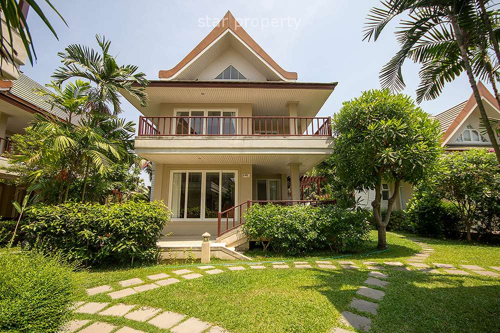 Villa near Beach for rent Cha Am