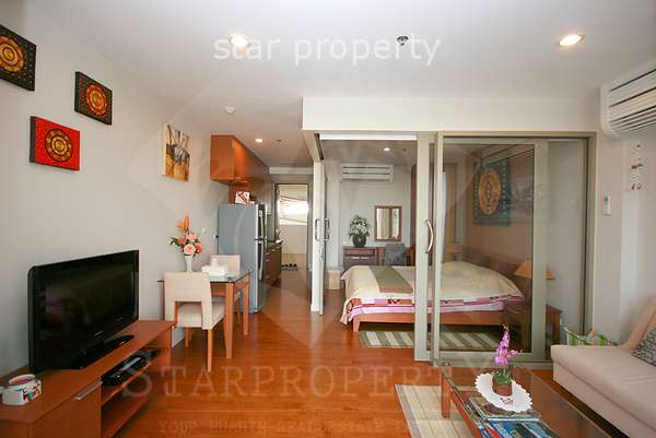 1 Bed Studio Apartment at Boathouse Hua Hin