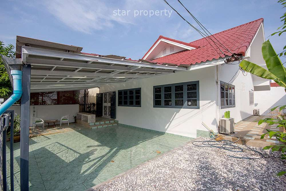 Bungalow in  Hua Hin Town for Rent