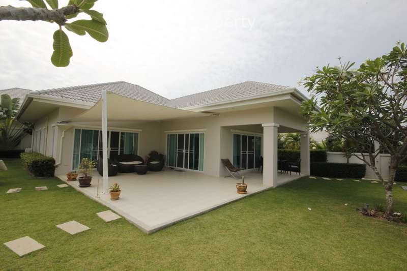 4 Bed Pool Villa at Avenue Gold II in Hua Hin Soi 88 at Hua Hin District, Prachuap Khiri Khan, Thailand
