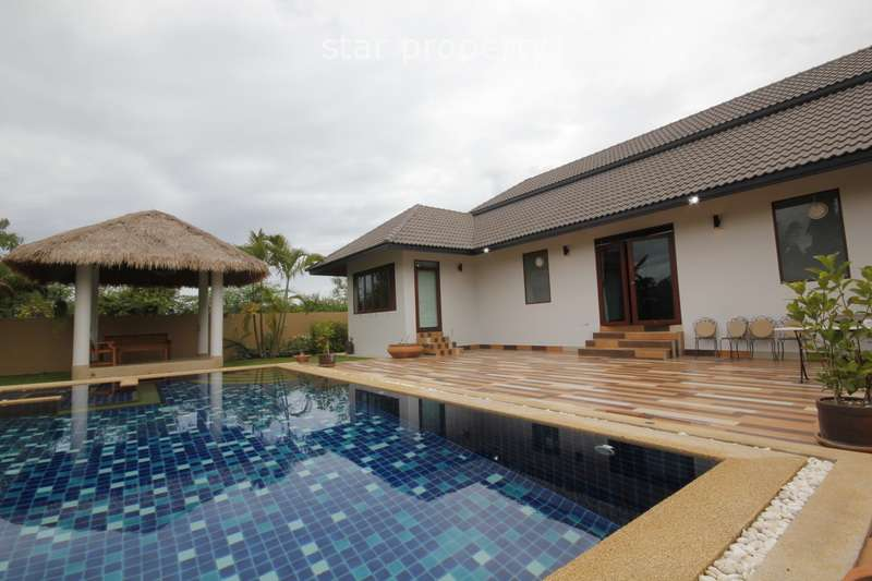 5 Bedroom Pool Villa in Hua Hin Soi 102