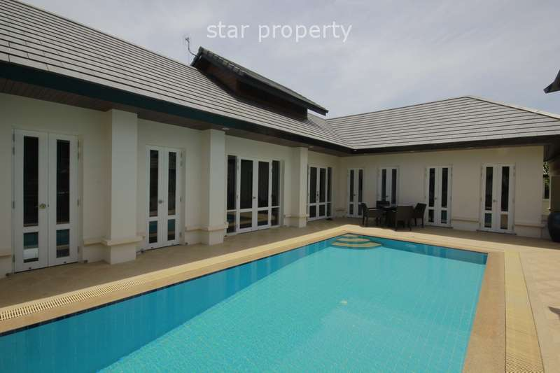 Stunning 3 Bedroom Pool Villa at Hillside Hamlet Soi 88