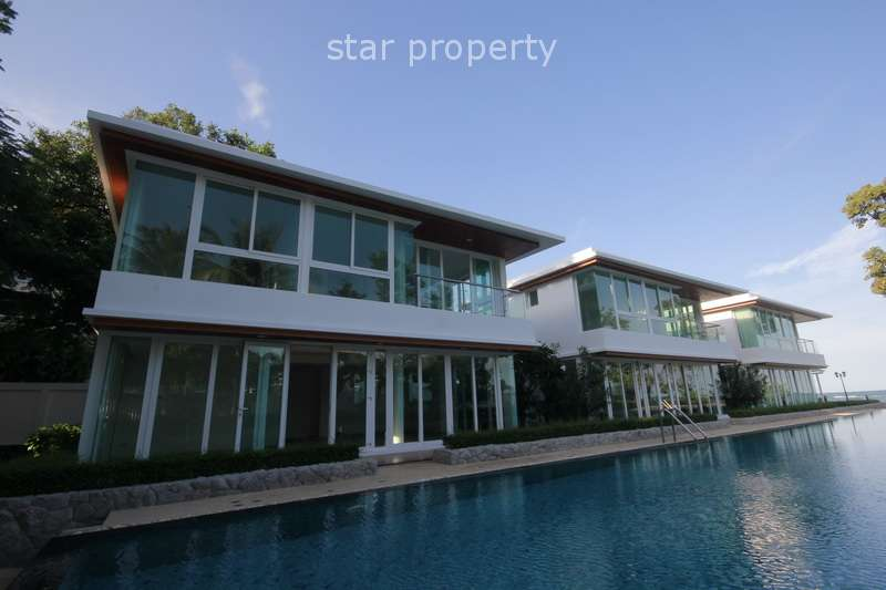 Modern 2-Storey House for Sale at Baan Dao Tem Fah